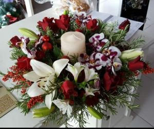New Year's Bouquet 1