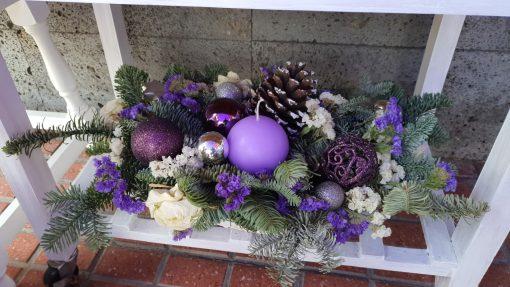 Neujahr's Blumenstrauß